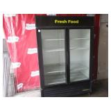 True 2 Door Refrigerator Merchandiser (499) $1,800