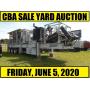 AUCTION - 6/5/20 - HEAVY EQUIPMENT, VEHICLES, & OTHER - WASHINGTON, NC