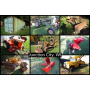 Bulldozers, Tractor, Truck, Tools & More