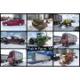 Tractors, Farm Machinery, Crawlers, & More